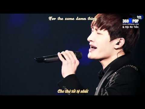 [Vietsub+Kara] [SUPER SHOW 4 OSAKA] Because Of You (ZhouMi Solo) {SJ Team & HRT} Mp3