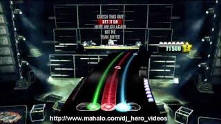 DJ Hero - Expert Mode - I Heard It Through the Grapevine vs. Let's Dance