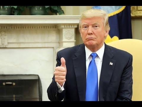 Trump makes jobs announcement