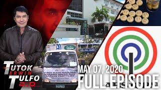 TUTOK TULFO RELOAD 2.0 | MAY 7, 2020 FULL EPISODE