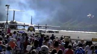 preview picture of video 'Blue Angels 2010 Kaneohe'