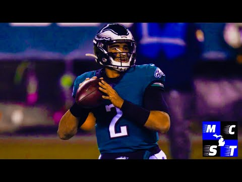 Detroit Lions Should Trade For Philadelphia Eagles QB Jalen Hurts!!!