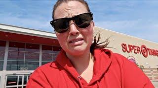 Shop With Me at Super Target!! - SRV #229   Sarah Rae Vlogas  
