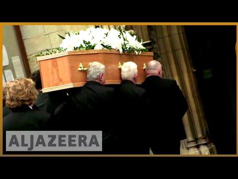 🔭  Stephen Hawking's funeral held in Cambridge | Al Jazeera English