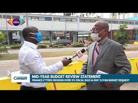 Government used mid-year budget to get funds for the election year - Benjamin Kpodo | The Chamber