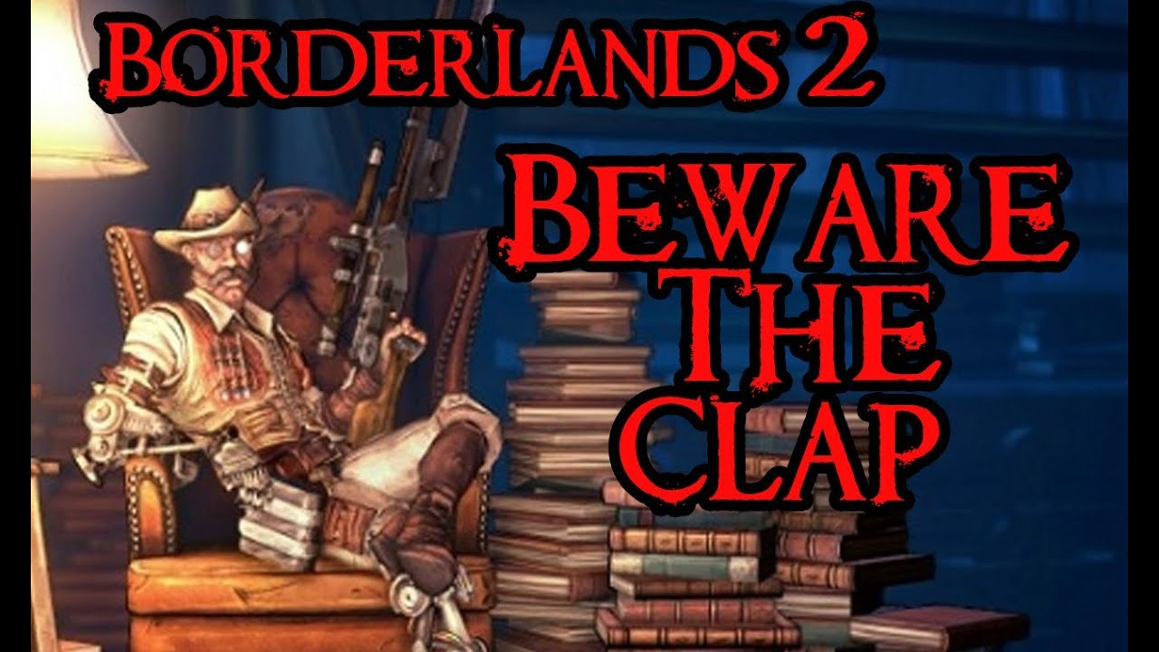 Easter Egg From New Borderlands 2 DLC Might Give You An STD