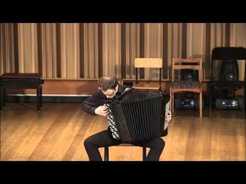 Bach. Fantasy and fugue in a-minor. Kusyakov. Sonata #4 in 3 movements.