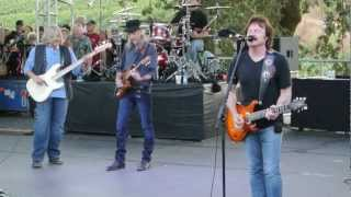 Doobie Brothers China Grove Live 2012 - BR Cohn Winery Benefit