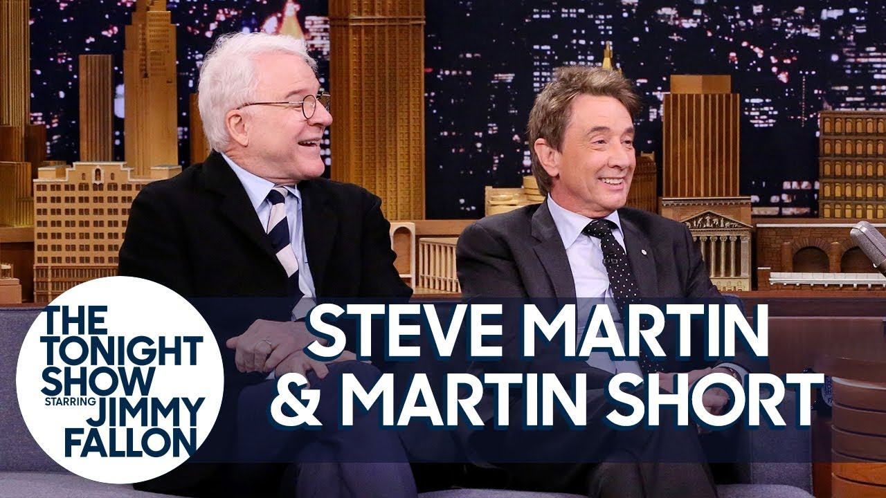 Steve Martin Got Great Advice from Oprah About Supporting Martin Short thumbnail