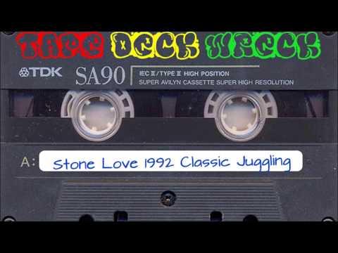 Stone Love 1992 classic juggling (restored)