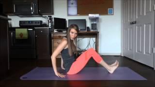 Floor Triceps Dip