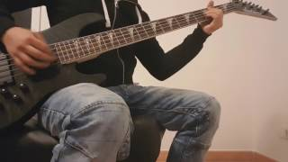 Evergrey-To hope is to fear (Bass cover)