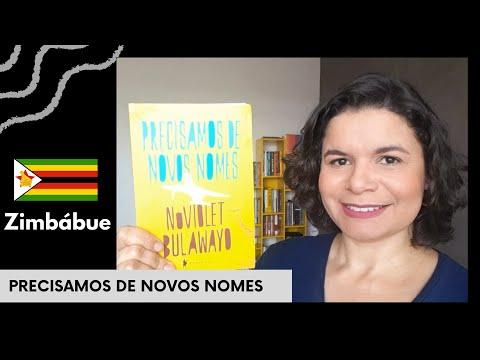 Precisamos de novos nomes | NoViolet Bulawayo | Uma escritora tão formidável quanto a Chimamanda