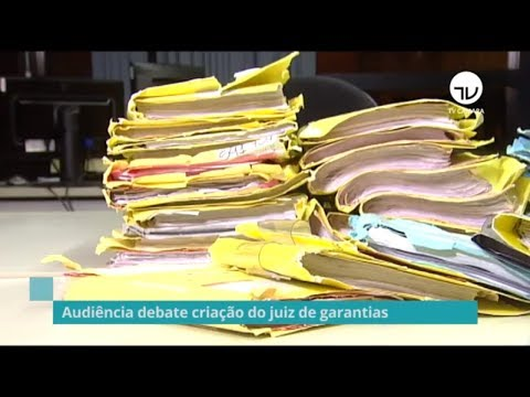 Comissão do Novo Código Penal discute criação do juiz de garantias - 03/10/19