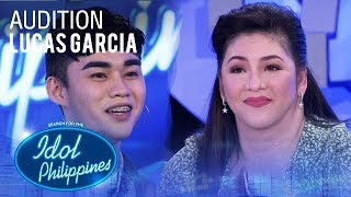Lucas Garcia - Lay Me Down | Idol Philippines Auditions 2019