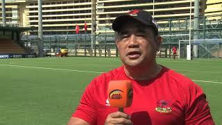 Hong Kong v Malaysia Week 5 Malaysia Captains Run