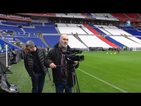 Image video Ouverture du Grand Stade