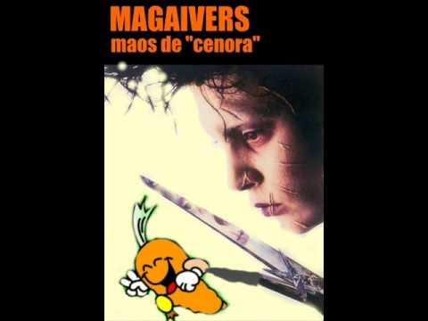 Coruja Sapeca - Magaivers