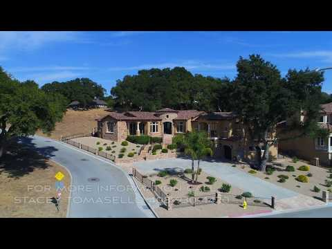 2381 Mantelli Drive Gilroy CA by Douglas Thron drone real estate video tours