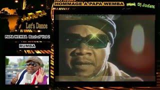 HOMMAGE A PAPA WEMBA Best of vol 2 (RUMBA) – DJ JUDEX