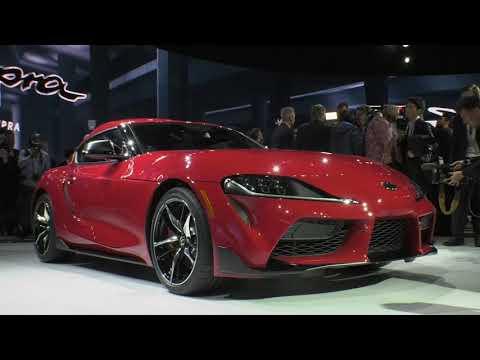 Los Ultimos Autos para el 2020 y 2021 presentados en en Detroit Auto Show