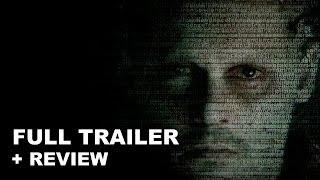 Transcendence Official Teaser Trailer + Trailer Review  HD PLUS