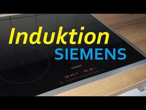 Siemens iQ300 Kochfeld Induktion