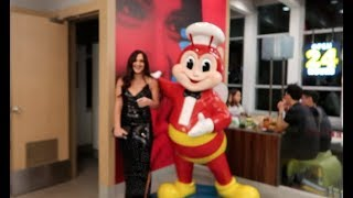 ALL DRESSED UP FOR JOLLIBEE IN THE PHILIPPINES :: TASTE TEST
