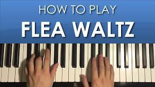 HOW TO PLAY - Flea Waltz (Flohwalzer) (Piano Tutorial Lesson)