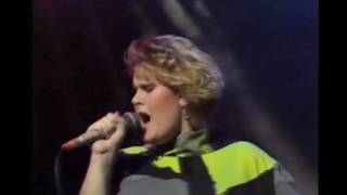 "Alison Moyet ""Winter Kills"" 1984, Dominion Theatre ~ 8"