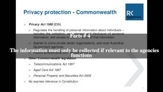 Privacy Act 1988 Top # 6 Facts