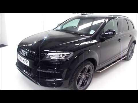 Audi Q7 - Black