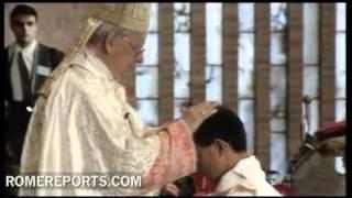 """Bapa Paus meresmikan Alvaro del Portillo sebagai """"Venerabilis"""""""