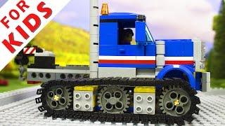 LEGO Experimental Cars