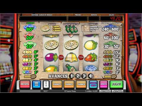 Spiele Tesoro Pirata 5000 - Video Slots Online