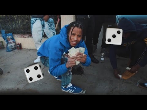 Blue Ragg$ - Dice Game (Official Video)