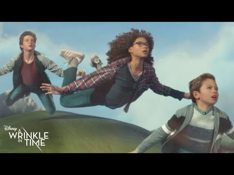 A Wrinkle in Time A Wrinkle in Time (TV Spot 'The It')
