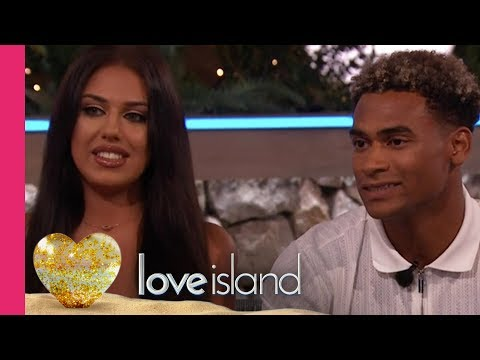 Anna and Jordan Call a Truce After Their Rocky Relationship in the Villa | Love Island Aftersun 2019