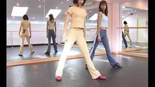 Смотреть онлайн Калланетика дома: урок с комплексом упражнений