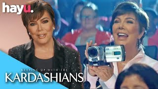 Kris Jenner In Ariana Grande's 'Thank U, Next' Music Video | Keeping Up With The Kardashians