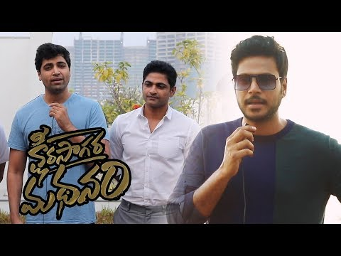 adivi-sesh-and-sundeep-kishan-about-ksheera-sagara-madanam