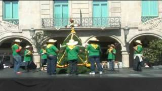 preview picture of video 'PONTEVEDRA FIESTAS MAYO VIAXEIRO DE CABANAS SALCEDO'