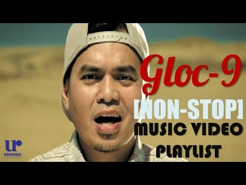 Gloc-9 – Music Video Playlist