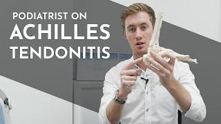 Achilles Tendonitis Treatment - Ryan Marshall, Singapore Podiatrist