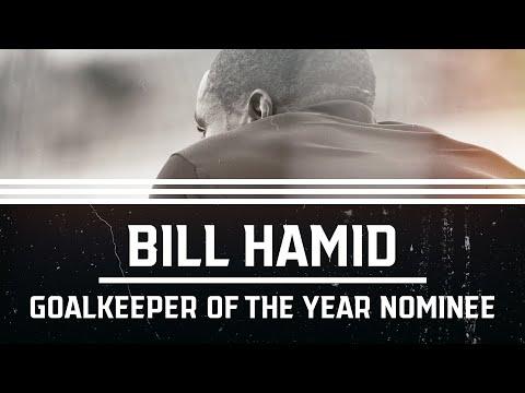 Bill Hamid   Goalkeeper of the Year Nominee