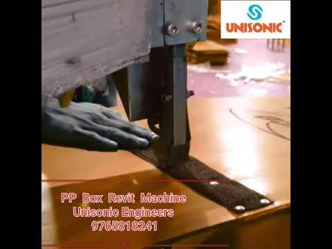 PP Corrugated Box Revit Machine
