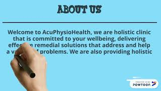 Expert Acupuncture in Auckland | AcuPhysioHealth