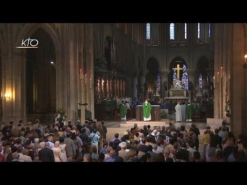 Messe du 11 septembre 2016