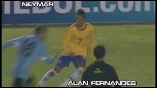 ● Neymar 2010 - 2011 - Skills ●