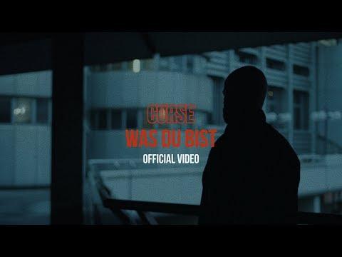 CURSE -  WAS DU BIST (prod. Hitnapperz) - Offizielles Video